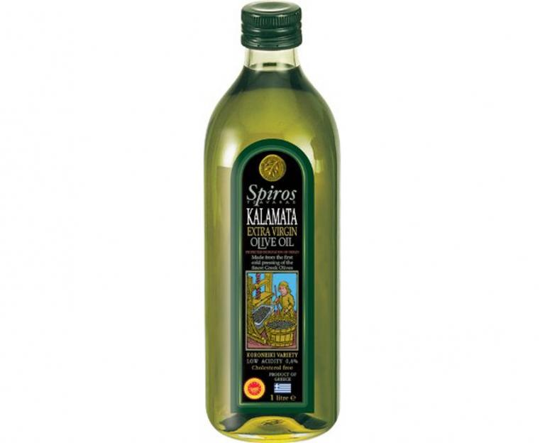 Extra Virgin Olive Oil 1L Quadra