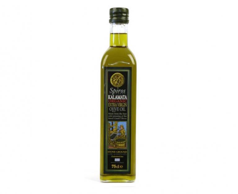 Organic Olive Oil 750ml