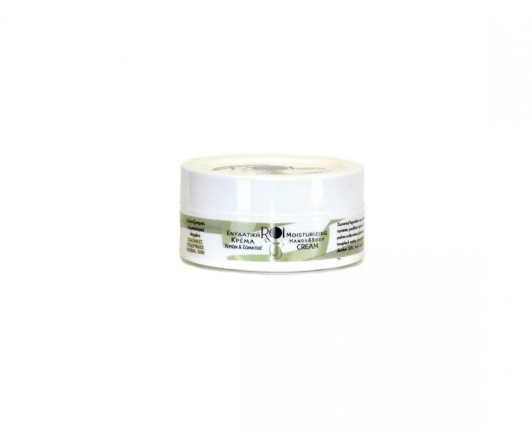 Moisturizing Hands and Body Cream 75ml